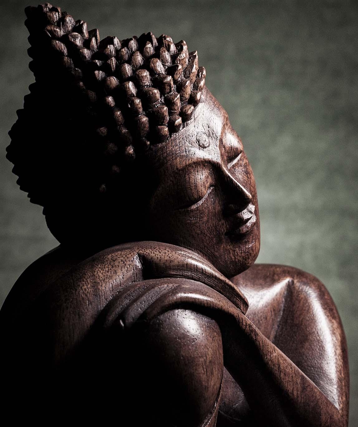 Zentistic boeddha
